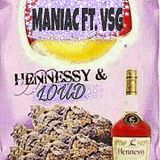 Maniac Yak (Money Hungry) - LOUD N HENNY Cover Art
