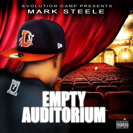 Mark Steele - Empty Auditorium Cover Art