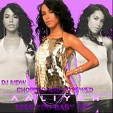 DJ MDW - Miss You Baby Girl: AaliyahDay (Chopped and Screwed) Cover Art
