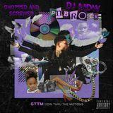 DJ MDW - Selfish (Chopped and Screwed) Cover Art