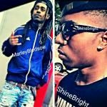 """Marley Bledsoe - """" No 2Morrow """" By Shine Bright & Marley Bledsoe Cover Art"""