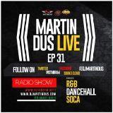 MARTIN DUS - DANCEHALL - SOCA  & MORE MIX Cover Art