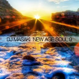 DJ Masaki - New Age Soul #9 Cover Art