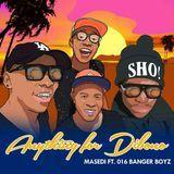Masedi ZA - Anything4Dibono Cover Art