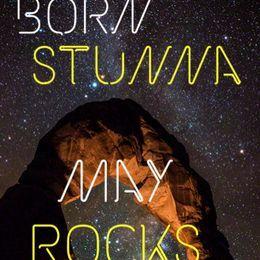 May Rocks - Born Stunna Cover Art