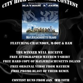 Mayhem (of EMS) - City High Rises Remix Contest (Top 3 Finalists) Cover Art