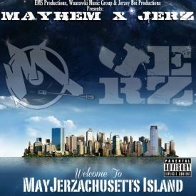 Mayhem (of EMS) - MayJerzachusetts Island Cover Art