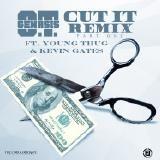 McQueen Media - CUT IT REMIX (DIRTY) Cover Art