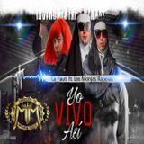 Melasa Music - Yo Vivo Así Cover Art