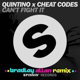 Bradley Allan / METRO - Can't Fight It (BRADLEY ALLAN REMIX) Cover Art