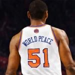 Metta World Peace - Thanks Mom, Thanks Dad
