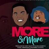 MGALLAHTz - MORE N MORE (Official Audio) Cover Art