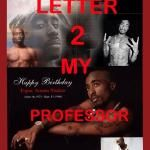 MI2da - Letter 2 My Professor (2pac Tribute) Cover Art