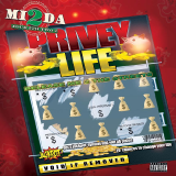 MI2da - Privey Life (Release Me 2 The Streets) Cover Art