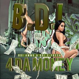 MidwestMixtapes - Fa The Money Cover Art