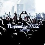 DJ Torz - November Mix 2016 (Dubstep, Trap, Twerk) Cover Art