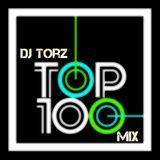 DJ Torz - Top 100 Mix 2016 Cover Art