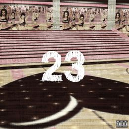 Miley Cyrus - 23 Cover Art