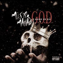 Mister Mahad - The GOD Tape [Installment 1] Cover Art