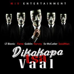MIV_Entertainment - Dikakapa tsa Vaal Cover Art