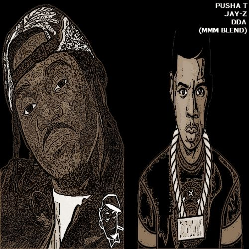 Hear that first jay z pusha t ft jay z dda mmm blend malvernweather Image collections