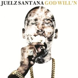 Mixfeed - Juelz Santana-God Willn-2013 Cover Art