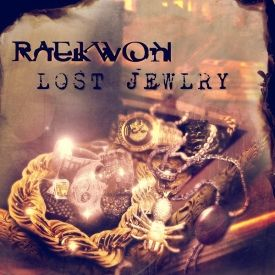 Mixfeed - Raekwon-Lost Jewelry EP-2013 Cover Art