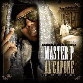 Mixfeed - Master P-Al Capone-2013 Cover Art