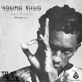 Young thug best friend allxcaps remix listen for Migos t shirt mp3