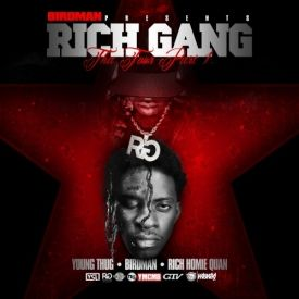 Mixtape Republic - Rich Gang: Tha Tour Part 1 Cover Art