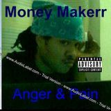 Money Makerr - Anger & Pain Cover Art