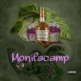MONIFA - Monifacamp EP Cover Art