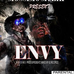 Mossimo Gh - Envy prod by Expeebeat(mixed by X2-Recordz) Cover Art