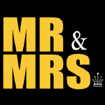 Mr. & Mrs. - 1. Tosh Cover Art