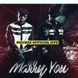 ENOCK BENISON MACHA - Marry You | MACHAS OFFICIAL SITE Cover Art
