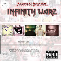 Mr.Jerry Poindexter - Infinity Warz Cover Art