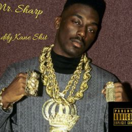 Mr.Sharp - Daddy Kane Shit Cover Art