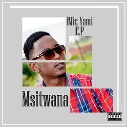MsitwanaMusic - IMPILO Cover Art