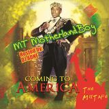 MT MotherlandBoy - Coming To America Cover Art
