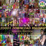 Mudgee Production - 2000+ Bollywood Download Mashup 2016 Ft.Djavis Remix Cover Art
