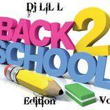 IamDjLil L 601 - Dj Lil L Back 2 School Mixx Cover Art
