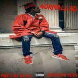 Music By W.A.R - 40RMALL3D MIXTAPE Cover Art