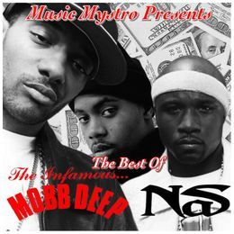 MusicMystro - Mobb Deep Vs Nas Cover Art