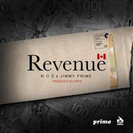 9Clacks - Revenue Cover Art