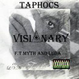 Myth 16 - Visionary(f.t Myth &  Luda) Cover Art