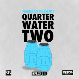 NAMETAG ALEXANDER - Quarter Water 2 Cover Art