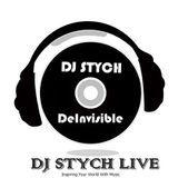 Nana Kojo Stych Sarkcess - DJ STYCH DeInvisible - AfroHipHopDanceHall MixTape (Mixed By @IamDJSTYCH Cover Art