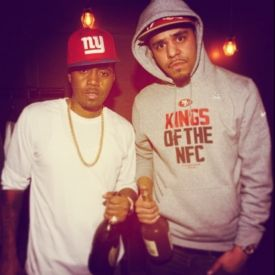 J. Cole - Let Nas Down (REMIX) feat. Nas