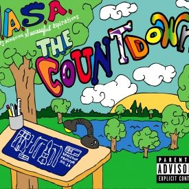 NASAxInfinity - The Countdown Cover Art