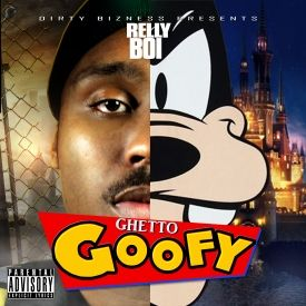 NatiGotNow - Ghetto Goofy Cover Art